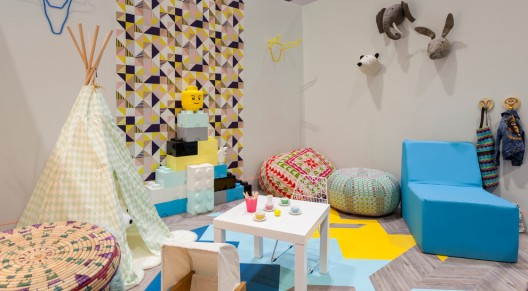 Pretty-lego-storage-brick-in-Kids-Eclectic-with-Brick-Wallpaper-next-to-Fun-And-Young-Kids-Room-alongside-Bedroom-Decoration-andFeature-Wall-